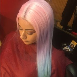 Lace Synthetic wig